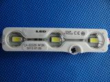 El alto brillo impermeabiliza el módulo de la inyección de 5730 LED