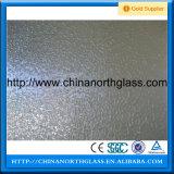 Bereiftes Glas, das Wandschrank-Türen schiebt