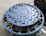 Molde Iron En124 Manhole Covers com Square Frame