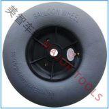 Rotella pneumatica del carrello della sabbia del PVC del pneumatico dell'aerostato da 15 pollici