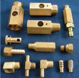 Präzisions-Messing CNC, der Part/CNC maschinell bearbeitetes Teil maschinell bearbeitet