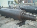 Heiße geschmiedete fertige Stahlrolle