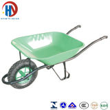 Wheelbarrow da bandeja da cor