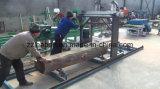 Type portatif scierie en bois d'essence de chaîne de machine de découpage