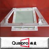Panneau d'acce2s en aluminium pour le plafond et mur avec le blocage AP7710 de poussée