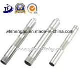 Pièces en aluminium de rotation d'OEM/pièce de rotation pour l'usinage de précision