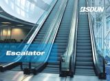 Escada rolante quente do passageiro da venda com projeto novo para a alameda