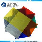 Painel plástico do telhado do policarbonato da alta qualidade com 10 anos de garantia