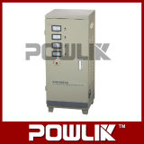 Estabilizador Full-Automatic trifásico da tensão AC de exatidão elevada de Sjw (SJW-20kVA)