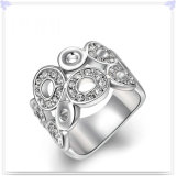 De Ring van de Legering van de Juwelen van het Kristal van de Toebehoren van de manier (AL0008G)