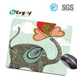 印刷されたスリップ防止マウスマウスパッドのマットをカスタム設計しなさい
