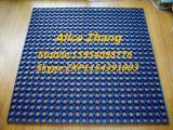 Gleitschutzküche-Matten-Gummibodenbelag-Entwässerung-Gummimatten-Öl-Widerstand-Gummimatten-Antiermüdung-Gummi-Matte