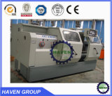높은 정밀도 CNC 수평한 선반 기계 CKC6183X2000