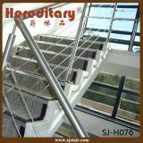 Cavo orizzontale verticale che riempie la balaustra dell'acciaio inossidabile per dell'interno/esterno (SJ-X1013)