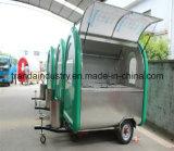 販売のためのGelatoのカートのアイスクリームのカートの食糧カート