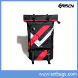 Популярный изготовленный на заказ большой вскользь складной водоустойчивый Backpack мешка школы