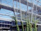 ステンレス鋼ロープの網-弾性および柔軟性の網