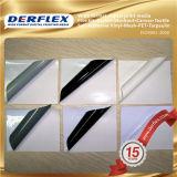 Matériau gris amovible de la meilleure qualité de drapeau de vinyle de colle