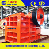 China-Berufshersteller-Bergbau-Kiefer-Zerkleinerungsmaschine