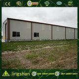 Prefab гараж автомобиля стального листа стальной структуры рифлёный (LS-S-089))