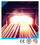 Pipe sans joint d'acier inoxydable d'échange thermique
