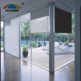 Fationable personalizou cortinas de rolo à prova de fogo da cortina de indicador do pára-sol