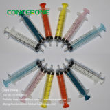 IndustrialのためのColored Plungerの再使用可能なJello Shot Syringe