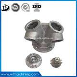 Fonte grise de fonderie d'OEM et ajustage de précision de pipe malléable de bâti de fer de croix de té de coude de courbure de fer