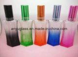 Het verschillende Parfum van het Glas van de Kleur/Geur/Kosmetische Flessen