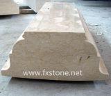 Modanatura di marmo/modanatura di pietra