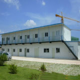 Het snelle Huis van het Staal van de Bouw met de Certificatie van Ce (KXDCH10)