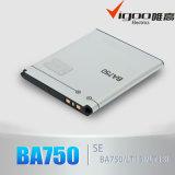 OEM E10IソニーEricssonのための元の容量電池