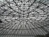 Bâti léger de l'espace de structure métallique pour la toiture de grande envergure