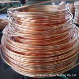 Tubo de cobre / tubo de ar de alta qualidade (C11000, C10200, C12000, C12100, C12200)