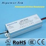50W Waterproof o excitador ao ar livre do diodo emissor de luz IP65/67 com UL