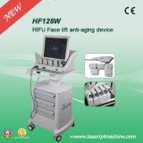 Equipo de elevación profesional de cara de Hifu Hf-128