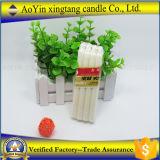 Candele bianche della candela domestica fatte in Cina