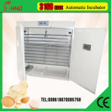 3168 uova Full Automatic Chicken Incubator Machine Made in Cina