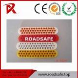 Branelli di vetro dell'obiettivo 43 riflettenti del riflettore della strada di obbligazione di traffico di Roadsafe
