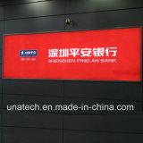 LED 광고 매체 알루미늄 기치 긴장 가벼운 상자 간판