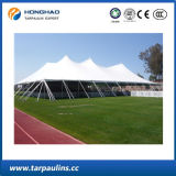 Tente en aluminium personnalisée de pagoda de Gazebo de PVC de biens pour l'événement