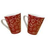 Tazza di ceramica promozionale con il disegno del cliente (CM-003)