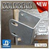 El perfil de acero del capítulo de puerta/laminó el perfil galvanizado la correa de acero de Z (la fábrica)