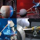 Предельные рентабельные проектированные разрешения покрытия отделывая поверхность - оборудование распылять дуги брызга Arcjet