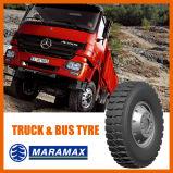 Pneu radial 11.00r20 (12.00R20) de chambre à air de pneu du pneu TBR de camion