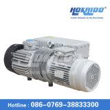 Bomba de vácuo de palheta rotativa lubrificada de um único estágio de alta eficiência