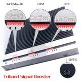 Aumentador de presión para el uso casero, amplificador móvil de la señal de la venda de DCS 3G del G/M tri de la señal del aumentador de presión de la señal