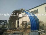 K tapent le toit superbe de voûte la feuille qu'en acier colorée de bobine laminent à froid former la machine
