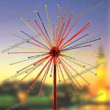 옥외 백색 색깔 크리스마스 LED 불꽃 놀이 빛