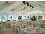 Grande tenda di lusso del baldacchino di eventi per la cerimonia nuziale esterna 10m*36m